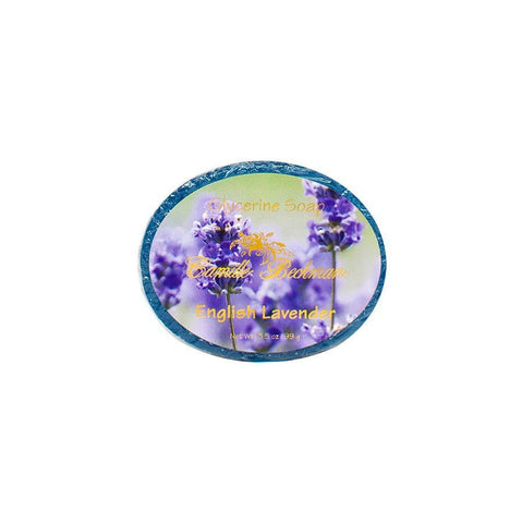 Glycerine Soap English Lavender 3.5 oz