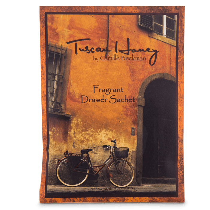 Fragrant Drawer Sachet Tuscan Honey - Camille Beckman