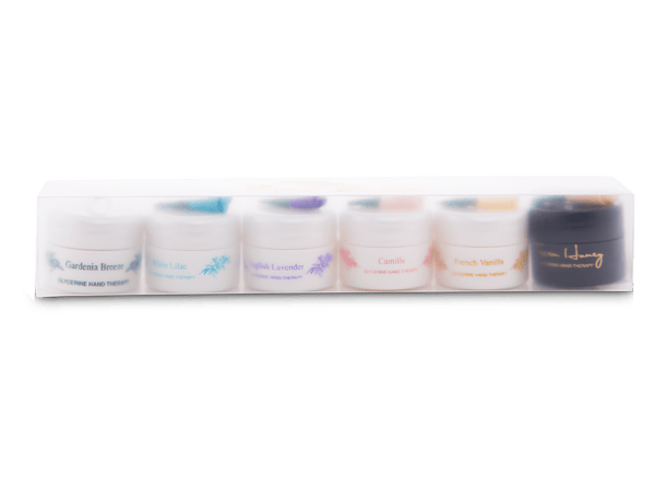 GLYCERINE HAND THERAPY™ Small Pot Sampler