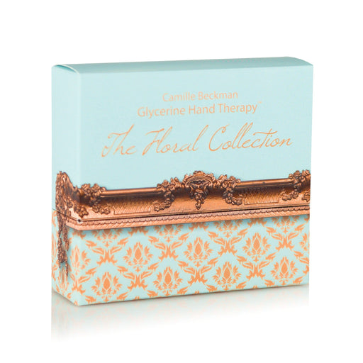 GLYCERINE HAND THERAPY™ Floral Travel Tube Collection - Camille Beckman