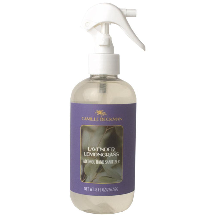 Lavender Lemon Hand Sanitizer 8oz