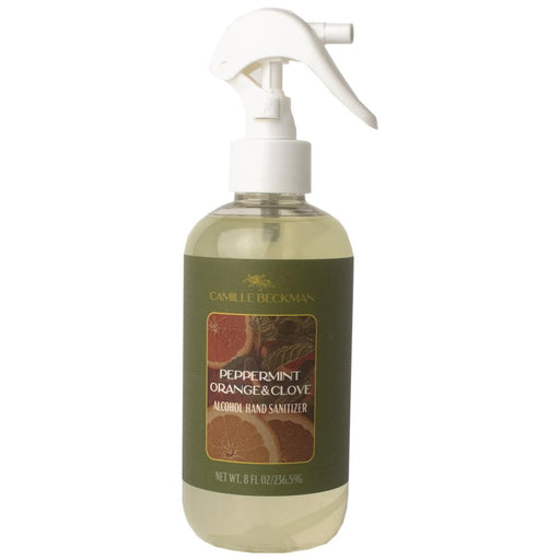 Peppermint Orange and Clove Hand Sanitizer 8oz