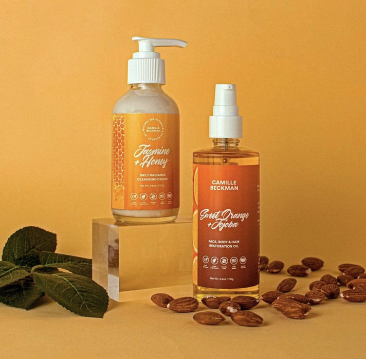 Sweet Orange + Jojoba Face, Body, & Hair Restoration Oil 3.9 oz