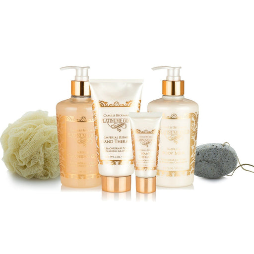 Platinume Golde Value Bundle ($67 Value) - Camille Beckman