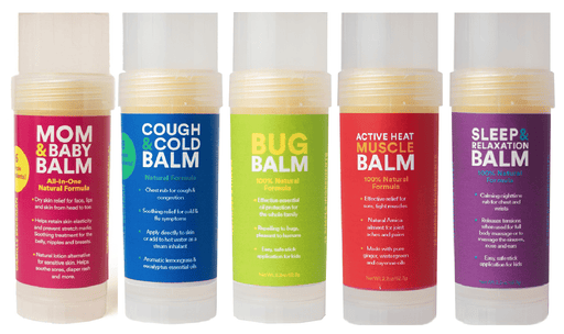 Balms  - Family Care Pack ($74.75 Value)