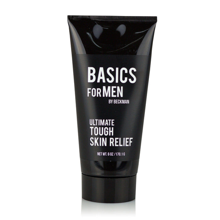 Basics for Men Ultimate Tough Skin Relief 6oz - Camille Beckman - 1