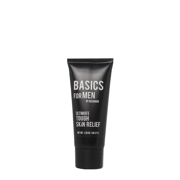 Basics for Men Ultimate Tough Skin Relief 1.35oz Tube