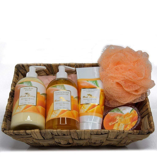 Essentials Gift Basket Mango Beach No.2 - Camille Beckman