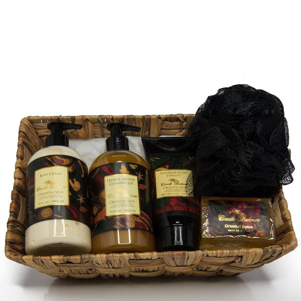 Essentials Gift Basket Oriental Spice