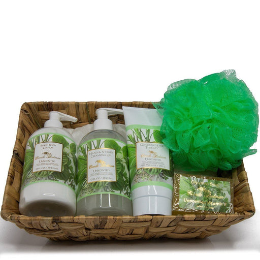 Essentials Gift Basket Unscented - Camille Beckman