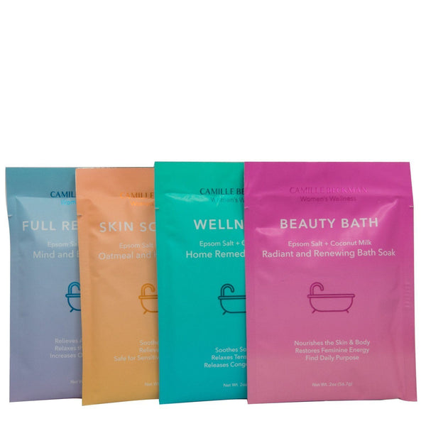 Bath Soak Variety Pack (4 Pack)
