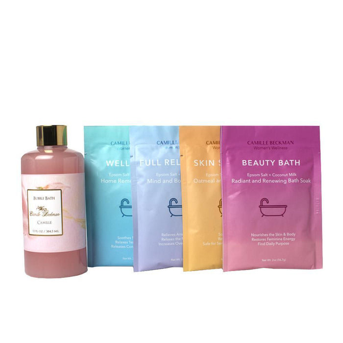 Bath Time With Camille Bundle ($30.95 Value)