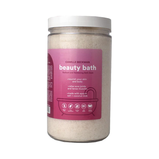 Bath Soak - Beauty Bath - Radiant and Renewing Bath Soak 36oz