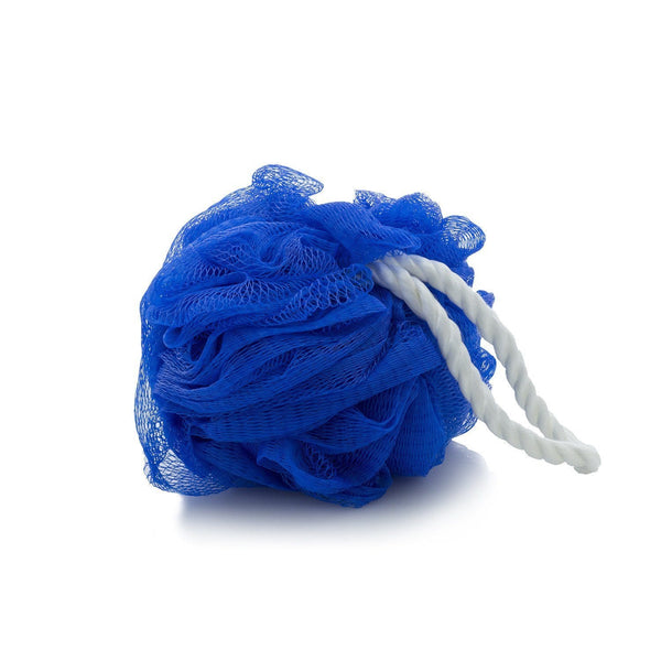 Copy of Silken Body Net - Blue with Thick White Rope