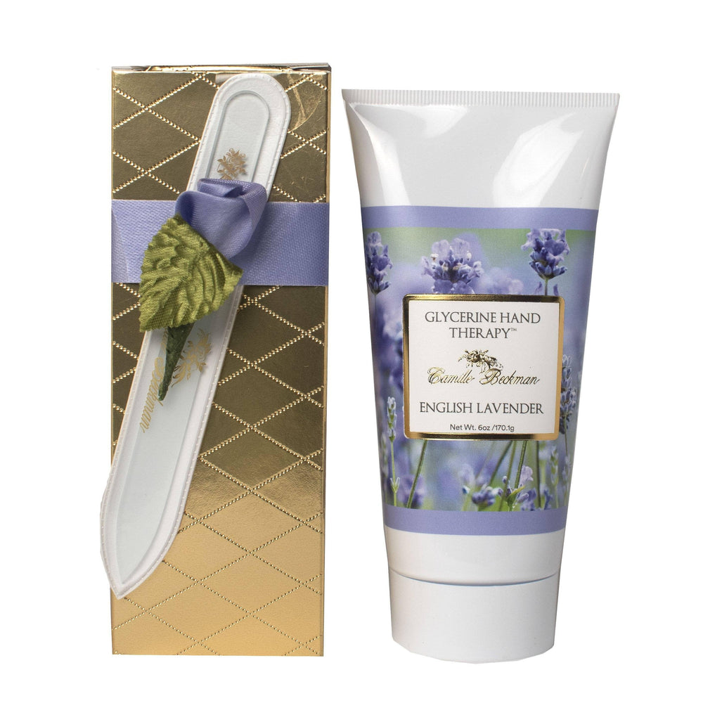 Romantic Manicure Gift Set English Lavender