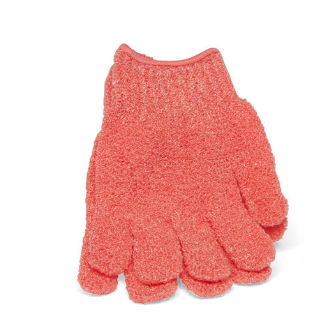 Exfoliating Body Glove Peach
