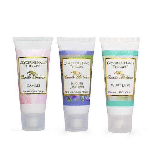 Glycerine Hand Therapy 1.35oz Floral Sampler