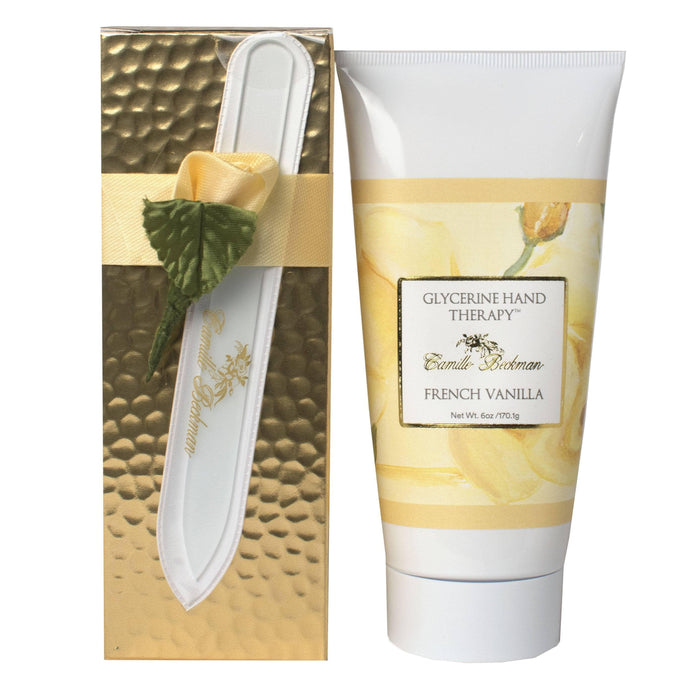 Romantic Manicure Gift Set French Vanilla