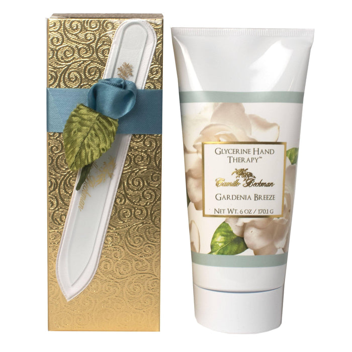 Romantic Manicure Gift Set Gardenia Breeze