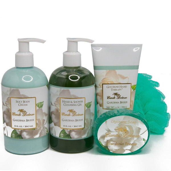 Essentials Gift Basket Gardenia Breeze