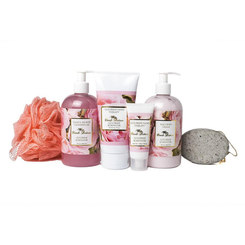 Glycerine Rosewater Value Bundle ($63 Value)