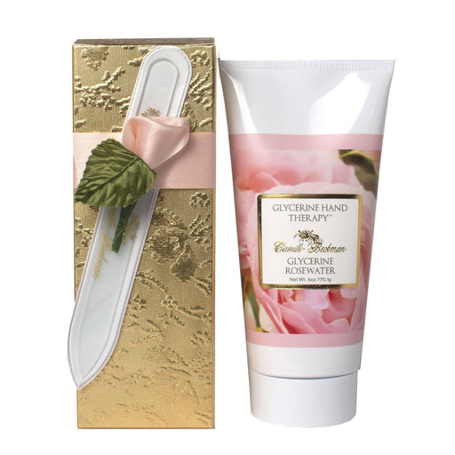 Romantic Manicure Gift Set Glycerine Rosewater