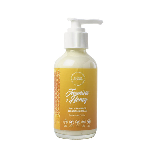 Jasmine + Honey Daily Radiance Cleansing Cream 3.8 fl oz