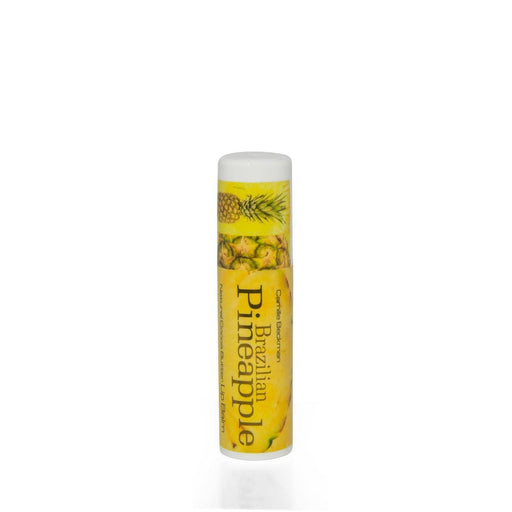 Natural Cocoa Butter Lip Balm Brazilian Pineapple - Camille Beckman