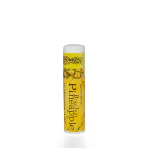 Natural Cocoa Butter Lip Balm Brazilian Pineapple