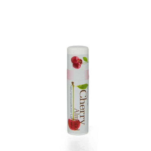 Natural Cocoa Butter Lip Balm Cherry Almond - Camille Beckman
