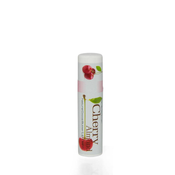 Natural Cocoa Butter Lip Balm Cherry Almond