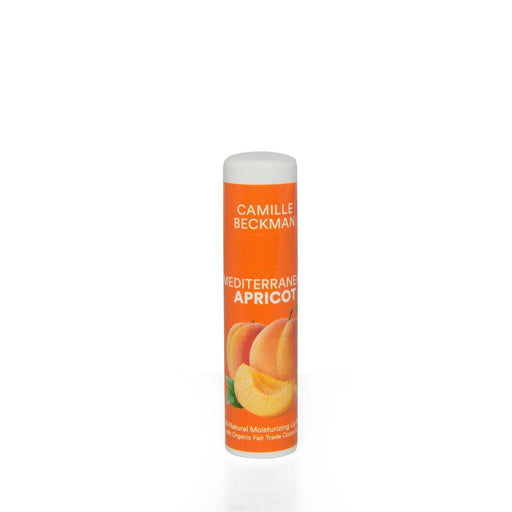 Natural Cocoa Butter Lip Balm Mediterranean Apricot - Camille Beckman
