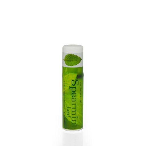 Natural Cocoa Butter Lip Balm Spearmint Leaf - Camille Beckman