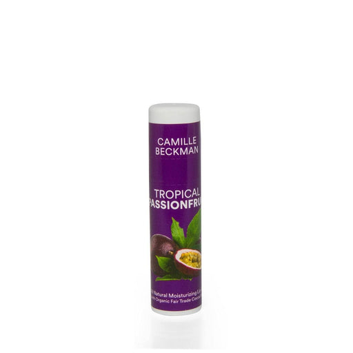 Natural Cocoa Butter Lip Balm Tropical Passionfruit - Camille Beckman