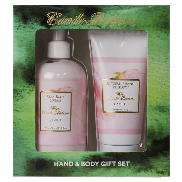 Camille Classic Hand & Body Gift Set