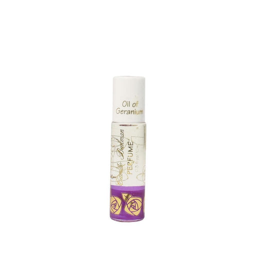 Perfume Roll On Oil of Geranium .3oz