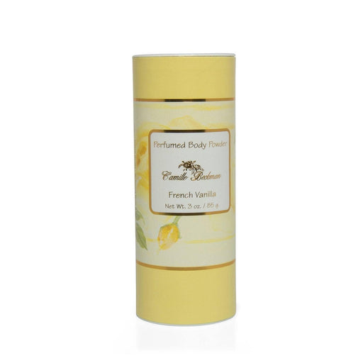 Perfumed Body Powder French Vanilla - Camille Beckman