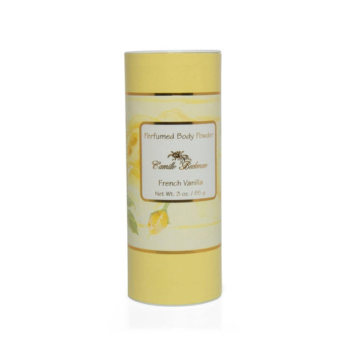 Perfumed Body Powder French Vanilla