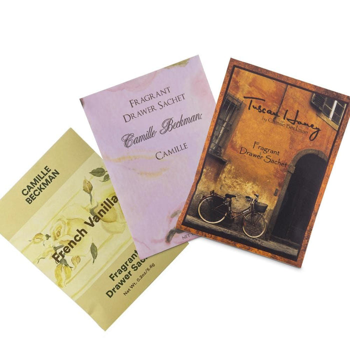 Fragrant Drawer Sachet Variety Pack