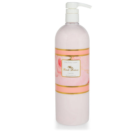 Silky Body Cream Camille 32 oz