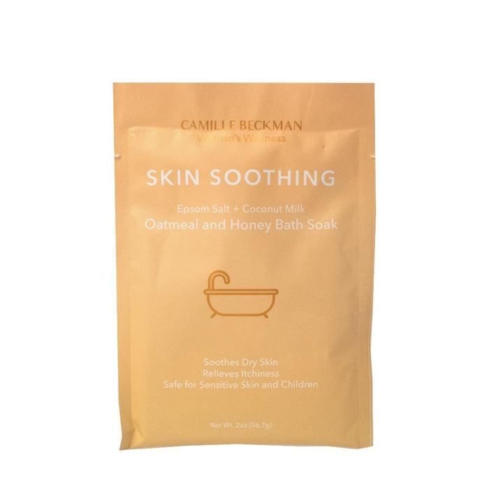 Bath Soak - Skin Soothing - Oatmeal and Honey Bath Soak 2oz