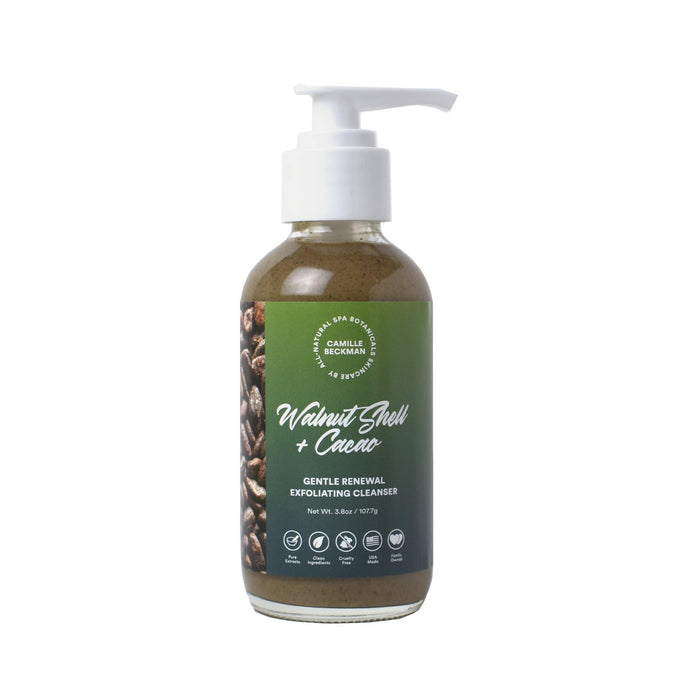 Walnut Shell + Cacao Gentle Exfoliating Cleanser 3.8 oz