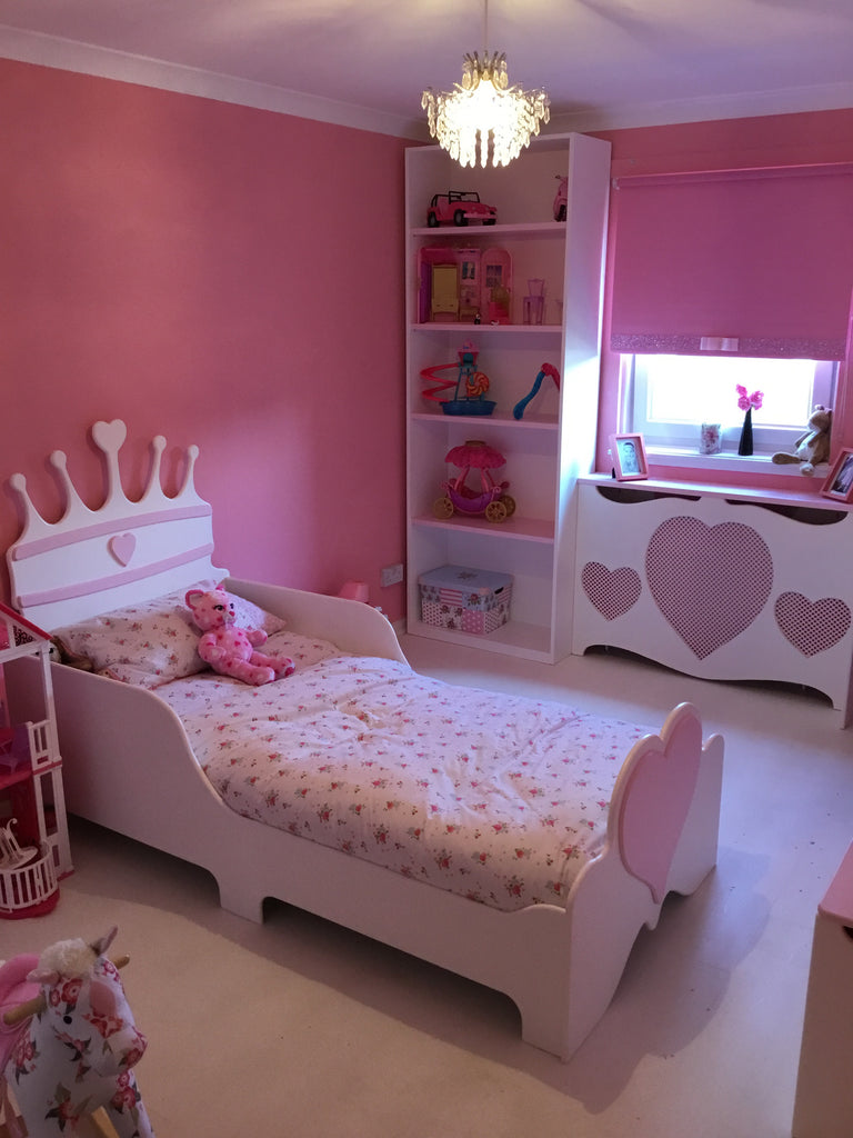 Princess Crown Bed