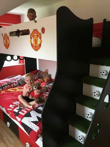 Themed Beds Football Bus And Wardrobe Themed Bed