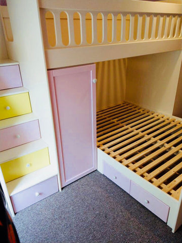 Bunk Beds In Uk Kids Bunk Beds Anderson S Themes And Dreams