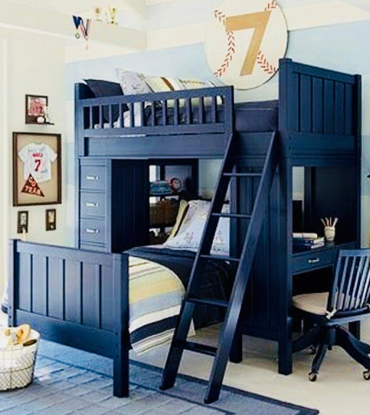 American style bunk beds