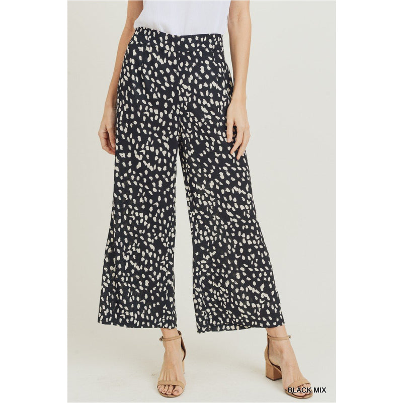 Lally, Polka Dot Pant