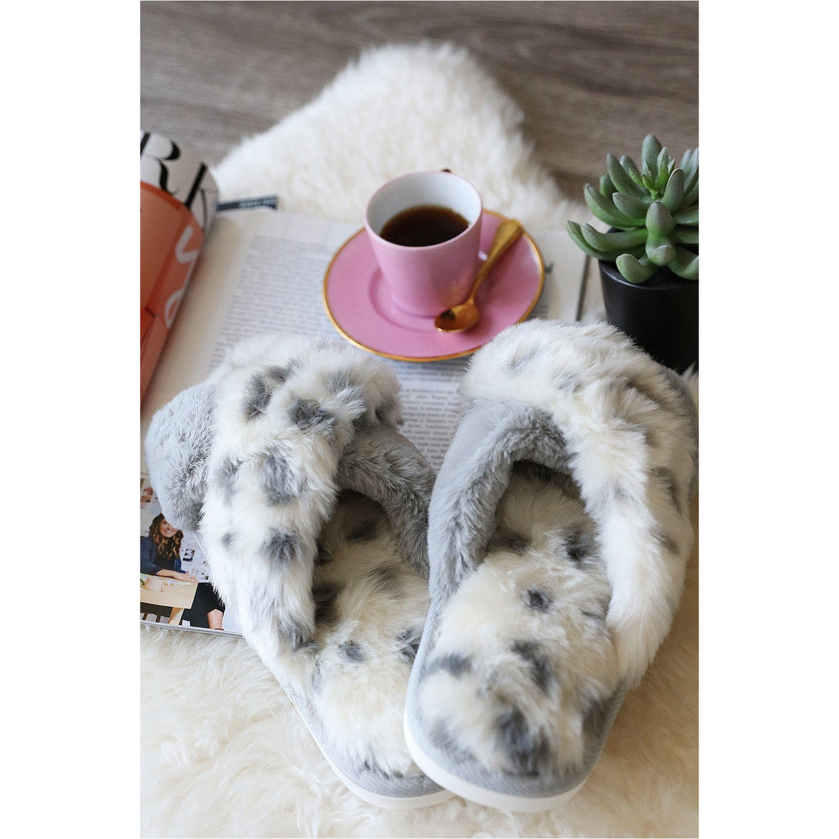 Cuddle With Me Slippers