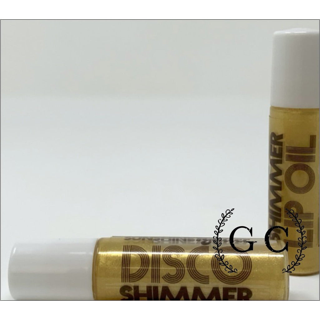 Disco Shimmer Lip Oil Accessories