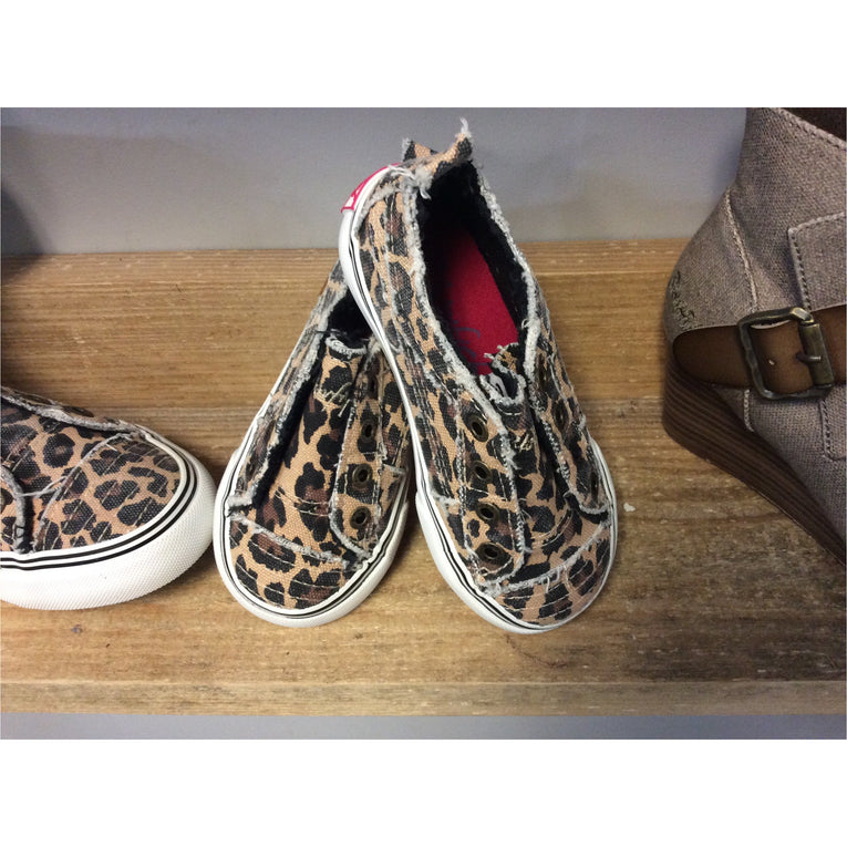 Kitty Toddler Slide On
